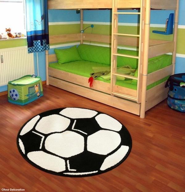 Fußballteppich Fussballteppich Teppich Fussball Kinder