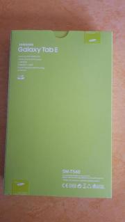 Galaxy Tab E (