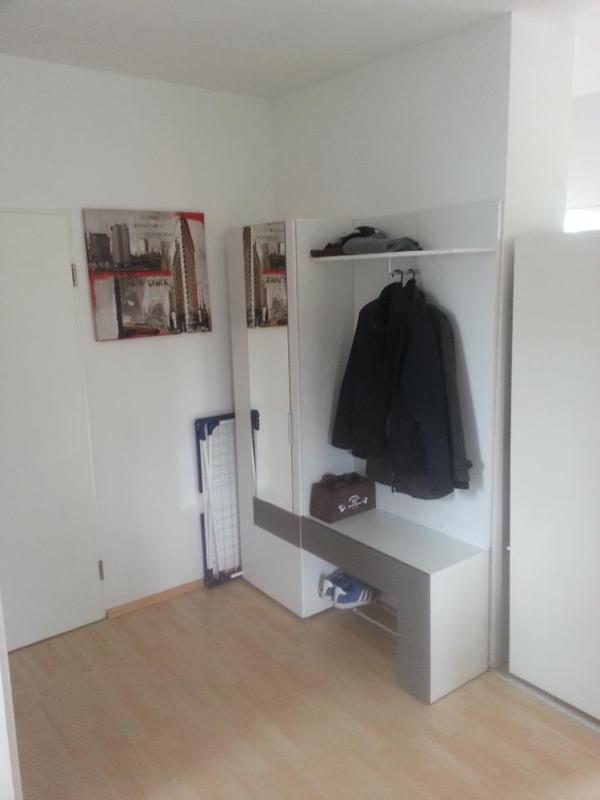 Garderobe kompaktgarderobe limerick in karlsruhe for Garderobe quoka