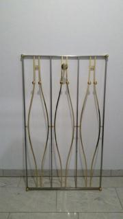Garderobe Messing/chrom