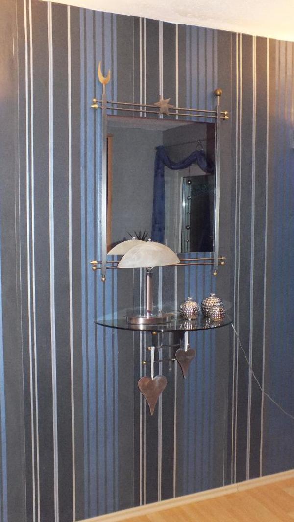 Spiegel set kaufen gebraucht und g nstig for Garderoben set metall