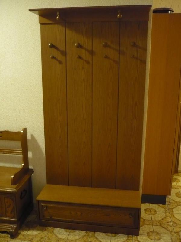 eichen garderobe neu und gebraucht kaufen bei. Black Bedroom Furniture Sets. Home Design Ideas