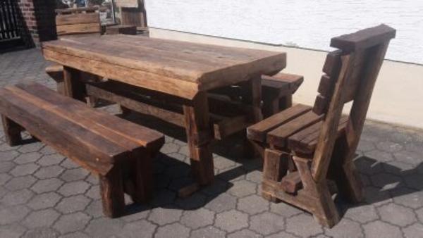 Tische b nke neu und gebraucht kaufen bei for Gartengarnitur gebraucht