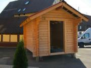 Gartenhaus Saunahaus Blockhaus