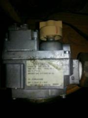 Gasregler für Gaszentralheizung