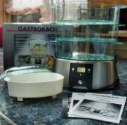 Gastroback Design Dampfgarer