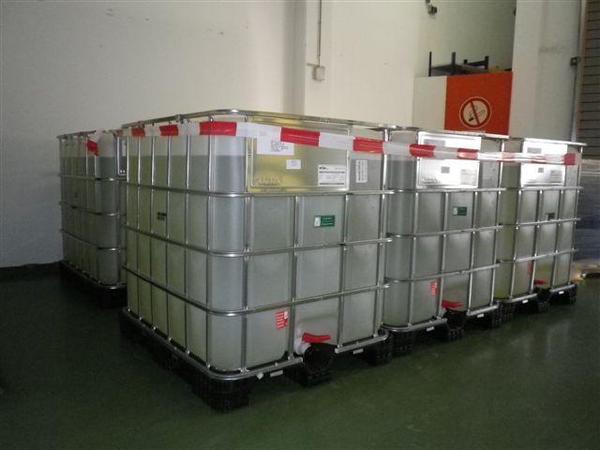 gebrauchte ibc tanks aus nordrhein westfalen in d sseldorf sonstiger gewerbebedarf kaufen und. Black Bedroom Furniture Sets. Home Design Ideas