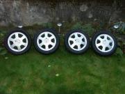 Gebrauchte Opel Alufelgen