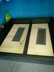 gebrauchtes Wasserbett