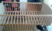 gebrauchtes zöllner babybett
