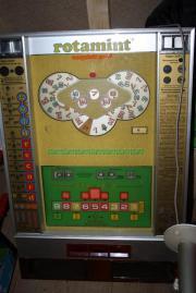 Geldspielautomat Rotamint