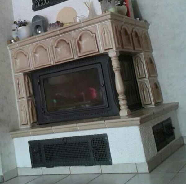 gemauerter kamin zu verkaufen in altenstadt fen. Black Bedroom Furniture Sets. Home Design Ideas