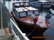 Gepflegtes Kajütboot Eigenbau,