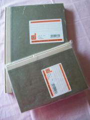 Geschäftsbuch, Set A