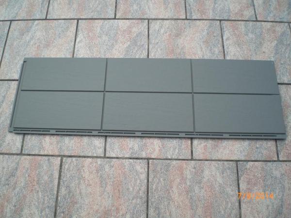 gfk fassadenplatten von zierer steingrau in pforzheim. Black Bedroom Furniture Sets. Home Design Ideas
