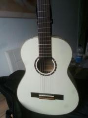 Gitarre Ortega 7/