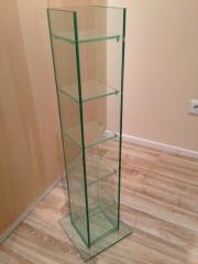cd staender glas haushalt m bel gebraucht und neu. Black Bedroom Furniture Sets. Home Design Ideas