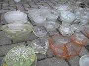 Glasschale Glas Schale