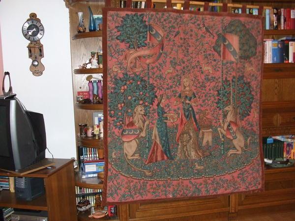 gobelin wandbehang alt in mainz sonstige antiquit ten. Black Bedroom Furniture Sets. Home Design Ideas