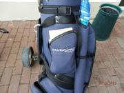 Golfausrüstung, zwei Sets