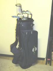 Golfbag GOOMER Dunkelblau