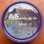 Große Blechdose Danish