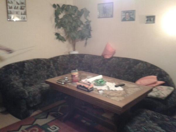 gro e eckcouch in bad rappenau polster sessel couch kaufen und verkaufen ber private. Black Bedroom Furniture Sets. Home Design Ideas