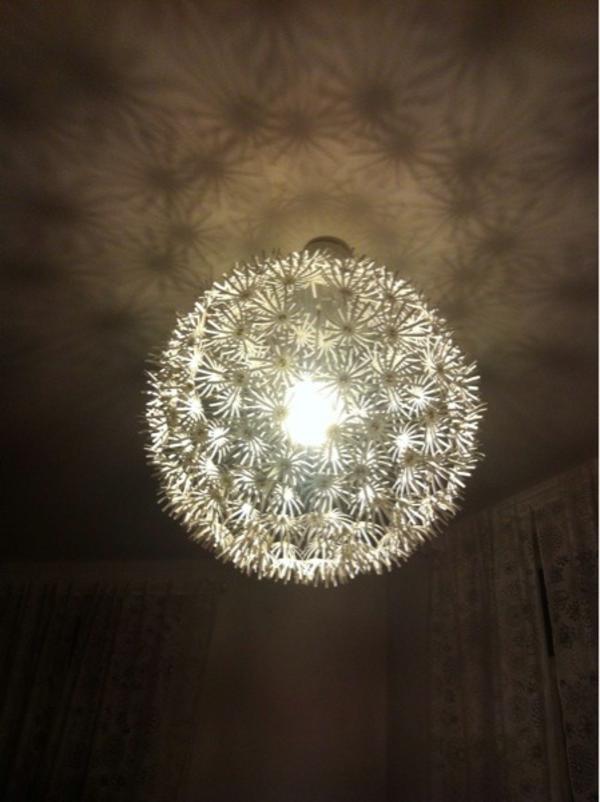gro e ikea maskros deckenlampe in alzey lampen kaufen und verkaufen ber private kleinanzeigen. Black Bedroom Furniture Sets. Home Design Ideas