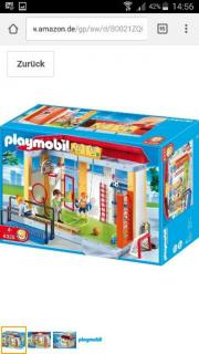 Große Playmobil Schule