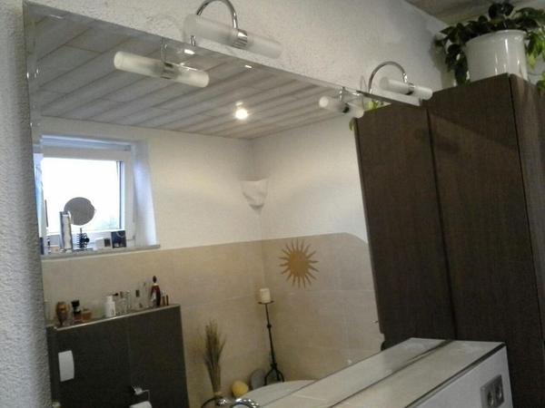 gro er badezimmerspiegel 140 cm x 80 cm in k mpfelbach bad einrichtung und ger te kaufen und. Black Bedroom Furniture Sets. Home Design Ideas