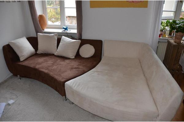 ecksofa neu und gebraucht kaufen bei. Black Bedroom Furniture Sets. Home Design Ideas
