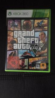 GTA 5 (Xbox360)