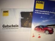 Gutschein ADAC Fahrsicherheitstraining