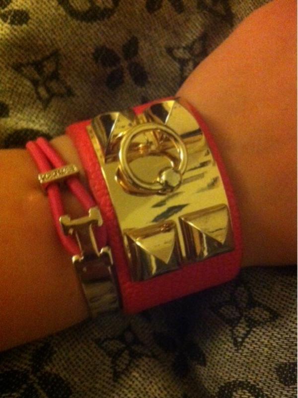 h rmes armband rosa gold in n rnberg schmuck brillen edelmetalle kaufen und verkaufen ber. Black Bedroom Furniture Sets. Home Design Ideas