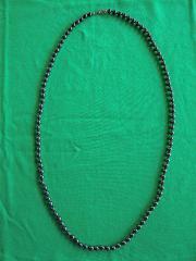 Hämatit-Halskette