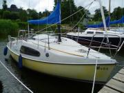 Hai 590 - Segelboot