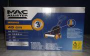 Handrasenmäher MacAllister MRM45