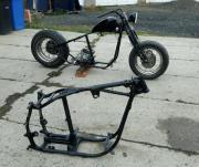 Harley Davidson Starrahmen
