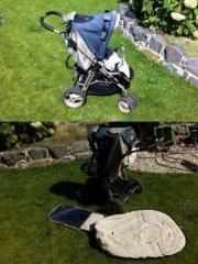 kinderwagen buggys sportwagen in wiesbaden g nstige. Black Bedroom Furniture Sets. Home Design Ideas