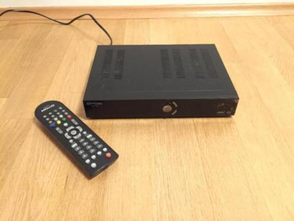 dvb c receiver gebraucht kaufen nur 3 st bis 65 g nstiger. Black Bedroom Furniture Sets. Home Design Ideas