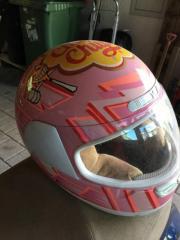 Helm Moped Motorrad