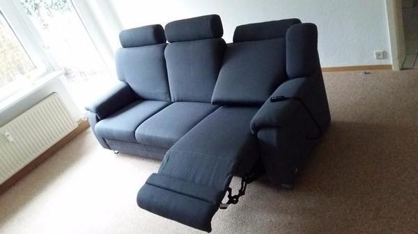 himolla 3 sitzer sofa cumulus funktion elektrisch in stuttgart polster sessel couch kaufen. Black Bedroom Furniture Sets. Home Design Ideas