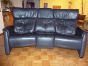 Sofa Himolla Cumuly 4879 Leder Braun 2 Sitzer 1 Sessel Neuwertig In Stringen Polster