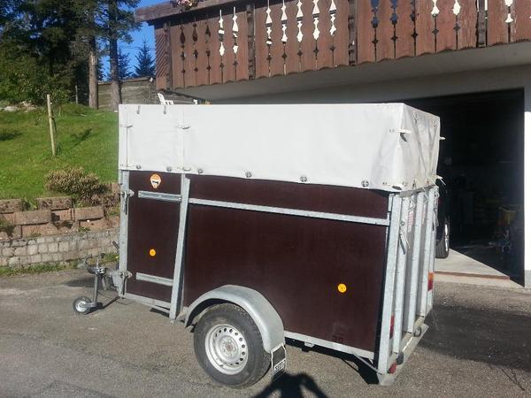 hirth viehtransporter in schonach anh nger auflieger kaufen und verkaufen ber private. Black Bedroom Furniture Sets. Home Design Ideas