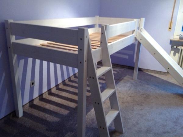 hochbett mit rutsche neu und gebraucht kaufen bei. Black Bedroom Furniture Sets. Home Design Ideas