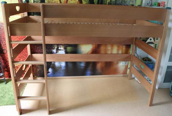 hochbett paidi in speyer betten kaufen und verkaufen. Black Bedroom Furniture Sets. Home Design Ideas