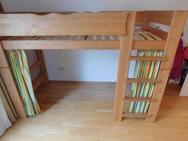 team 7 hochbett gebraucht kaufen nur 4 st bis 60 g nstiger. Black Bedroom Furniture Sets. Home Design Ideas