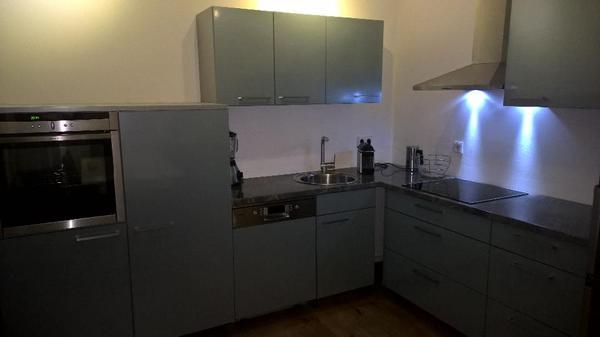 verkaufe hier eine hochwertige 2 jahre alt einbauküche nolte inkl elektrogeräte und