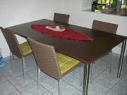 Hochwertiger Edelstahl-Tisch