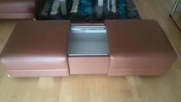 hocker sitzbank ausziehbar neu von w schillig in friedrichsdorf polster sessel couch kaufen. Black Bedroom Furniture Sets. Home Design Ideas